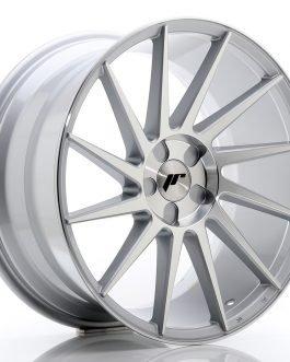 JR Wheels JR22 19×9,5 ET20-40 5H BLANK Silver Machined Face