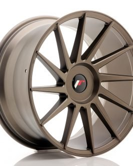 JR Wheels JR22 19×9,5 ET20-40 BLANK Matt Bronze