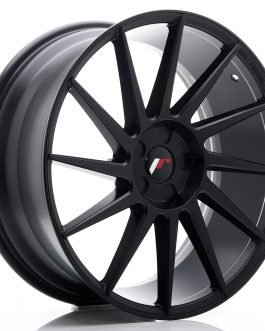 JR Wheels JR22 20×8,5 ET20-40 5H BLANK Matt Black