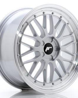 JR Wheels JR23 19×8,5 ET20-50 5H BLANK Hyper Silver w/Machined Lip