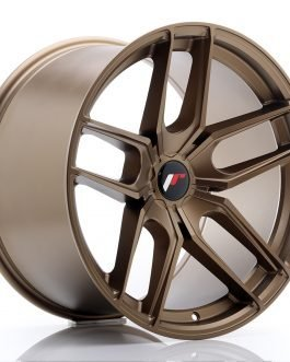JR Wheels JR25 19×11 ET20-40 5H BLANK Bronze