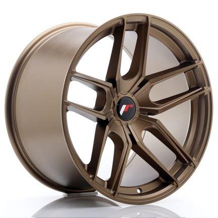 JAPAN RACING JR Wheels JR25 19x11 ET20-40 5H BLANK Bronze 11.00x19