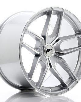 JR Wheels JR25 19×11 ET40 5H BLANK Silver Machined Face