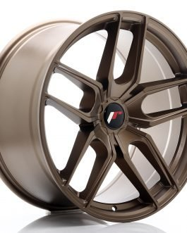 JR Wheels JR25 19×9,5 ET20-40 5H BLANK Bronze