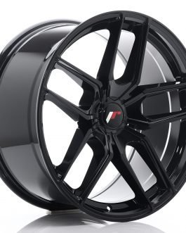 JR Wheels JR25 19×9,5 ET20-40 5H BLANK Gloss Black