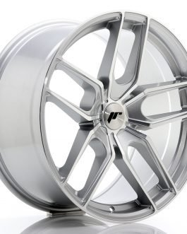 JR Wheels JR25 19×9,5 ET20-40 5H BLANK Silver Machined Face
