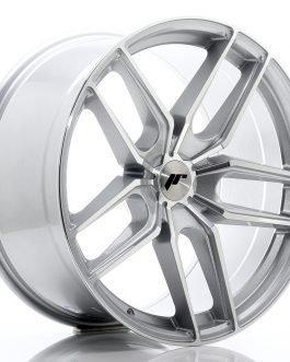 JR Wheels JR25 20×10 ET20-40 5H BLANK Silver Machined Face