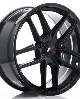 JR Wheels JR25 20×8,5 ET20-40 5H BLANK Gloss Black