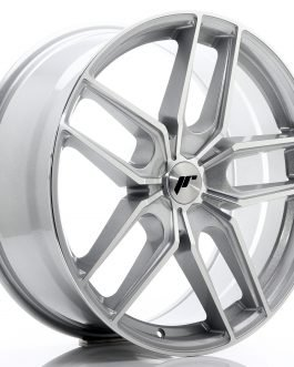JR Wheels JR25 20×8,5 ET20-40 5H BLANK Silver Machined Face