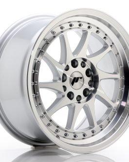JR Wheels JR26 17×9 ET25 5×114/120 Silver Machined Face