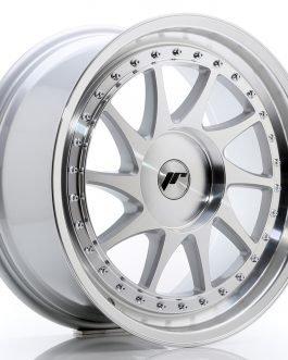 JR Wheels JR26 18×8,5 ET20-40 BLANK Silver Machined Face
