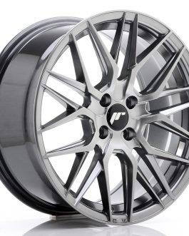 JR Wheels JR28 17×8 ET40 4×100 Hyper Black