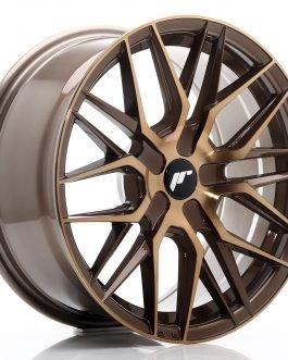 JR Wheels JR28 17×8 ET25-40 BLANK Platinum Bronze