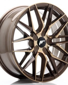 JR Wheels JR28 18×7,5 ET20-40 BLANK Platinum Bronze