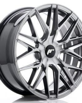 JR Wheels JR28 18×7,5 ET40 BLANK Hyper Black