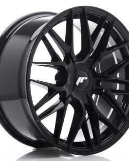 JR Wheels JR28 18×8,5 ET20-40 5H BLANK Gloss Black