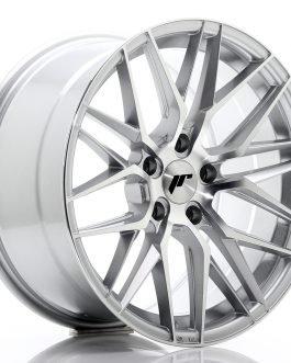 JR Wheels JR28 18×9,5 ET35 5×120 Silver Machined Face