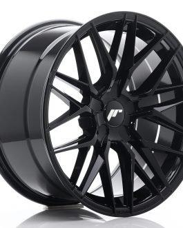 JR Wheels JR28 18×9,5 ET20-40 5H BLANK Gloss Black