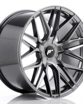 JR Wheels JR28 19×10,5 ET20-40 5H BLANK Hyper Black