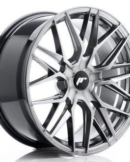 JR Wheels JR28 19×8,5 ET20-40 5H BLANK Hyper Black