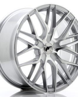 JR Wheels JR28 19×8,5 ET20-40 5H BLANK Silver Machined Face