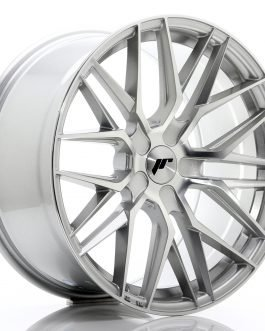 JR Wheels JR28 19×9,5 ET20-40 5H BLANK Silver Machined Face
