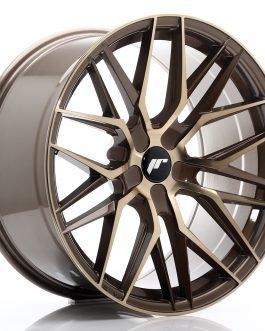 JR Wheels JR28 20×10 ET20-40 5H BLANK Platinum Bronze