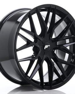 JR Wheels JR28 21×10,5 ET15-55 5H BLANK Gloss Black