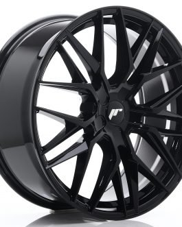 JR Wheels JR28 21×9 ET15-45 5H BLANK Gloss Black