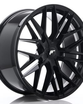 JR Wheels JR28 22×10,5 ET15-50 5H BLANK Gloss Black