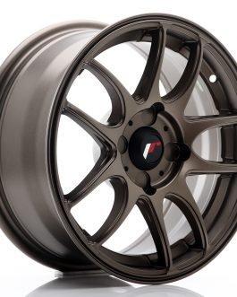 JR Wheels JR29 15×7 ET20-42 4H BLANK Matt Bronze