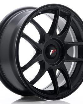 JR Wheels JR29 16×7 ET20-42 BLANK Matt Black