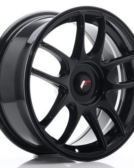 JR Wheels JR29 16×7 ET20-42 BLANK Glossy Black