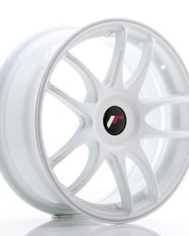 JR Wheels JR29 17×7 ET20-48 BLANK White