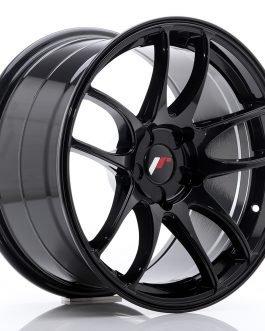 JR Wheels JR29 17×9 ET20-38 5H BLANK Glossy Black