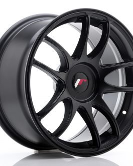 JR Wheels JR29 17×9 ET20-38 BLANK Matt Black