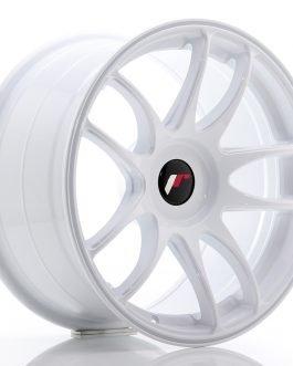 JR Wheels JR29 17×9 ET20-38 BLANK White