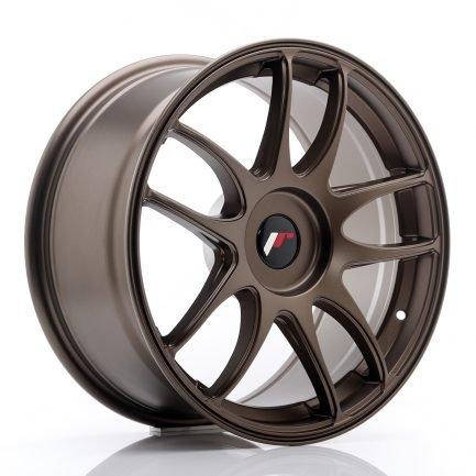 JAPAN RACING JR Wheels JR29 18x8,5 ET20-48 BLANK Matt Bronze 8.50x18