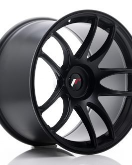 JR Wheels JR29 19×11 ET15-30 BLANK Matt Black