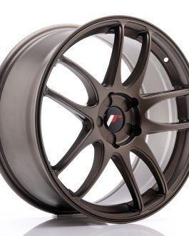 JR Wheels JR29 19×8,5 ET35-48 5H BLANK Matt Bronze