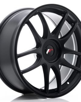 JR Wheels JR29 19×8,5 ET20-48 BLANK Matt Black