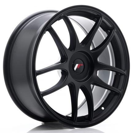 JAPAN RACING JR Wheels JR29 19x8,5 ET20-48 BLANK Matt Black 8.50x19