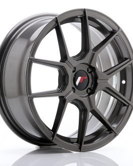 JR Wheels JR30 17×7 ET40 4×100 Hyper Gray