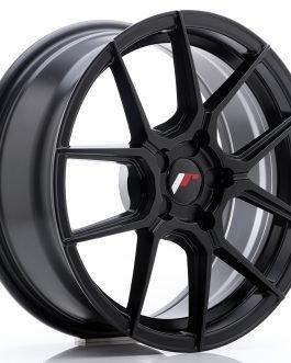 JR Wheels JR30 17×7 ET20-40 5H BLANK Matt Black