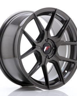 JR Wheels JR30 17×8 ET40 4×100 Hyper Gray