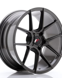 JR Wheels JR30 18×8,5 ET20-40 5H Blank Hyper Gray