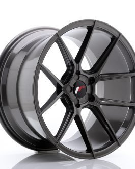 JR Wheels JR30 19×11 ET15-40 5H Blank Hyper Gray