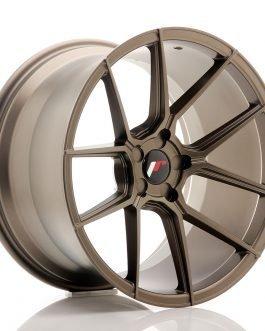 JR Wheels JR30 19×11 ET15-40 5H BLANK Matt Bronze