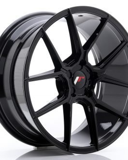 JR Wheels JR30 19×8,5 ET20-42 5H BLANK Glossy Black