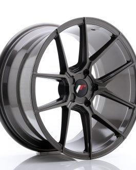 JR Wheels JR30 19×9,5 ET35-40 5H Blank Hyper Gray